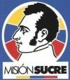 Portal de Misión Sucre.
